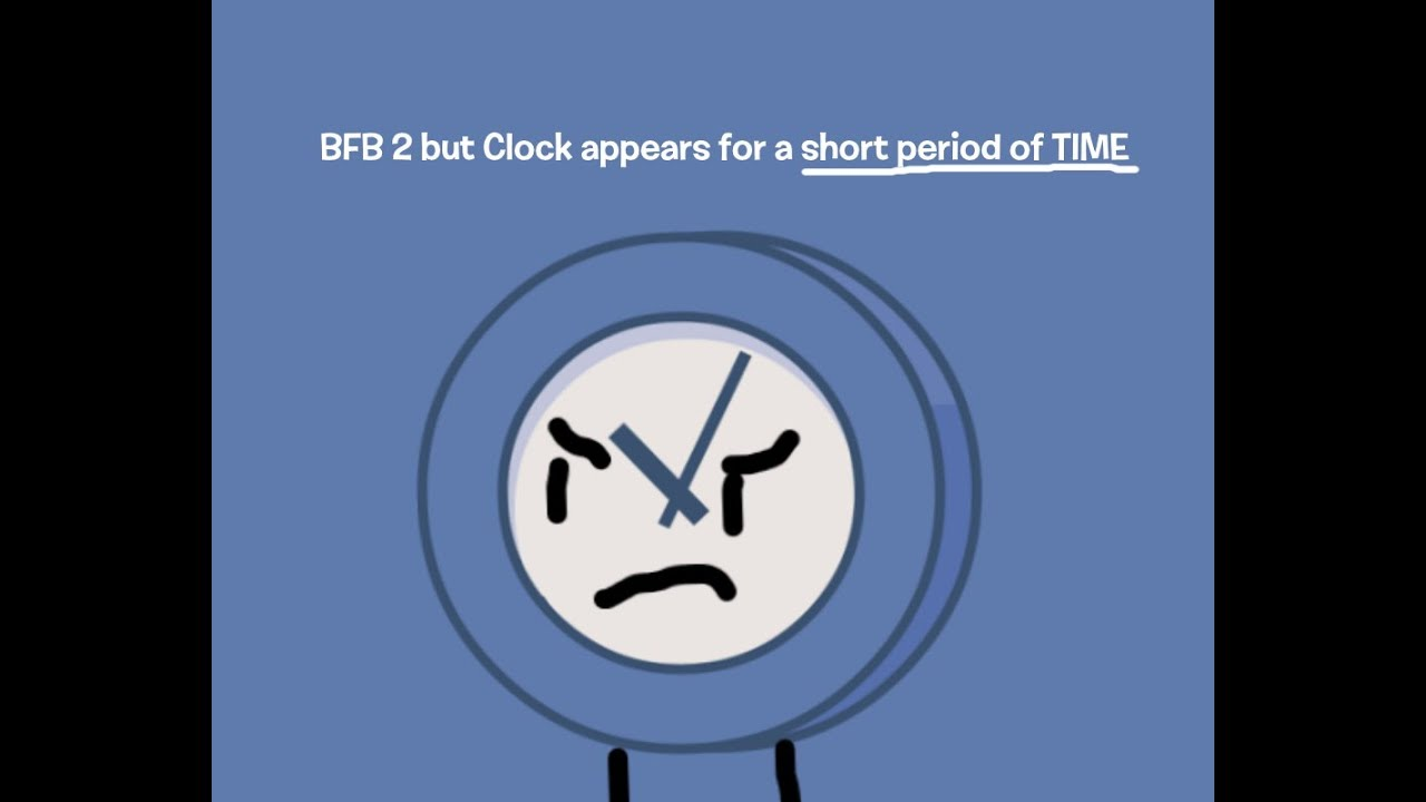 Bfb Clock – Best Quotes Collection