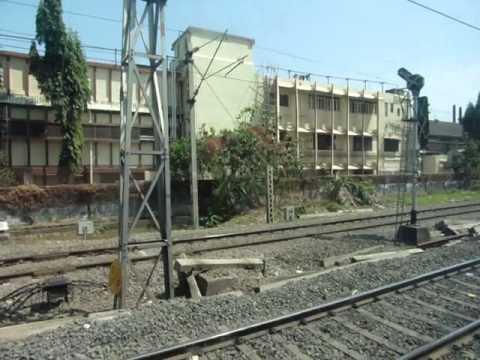Mumbai to Surat Train Journey, railway life