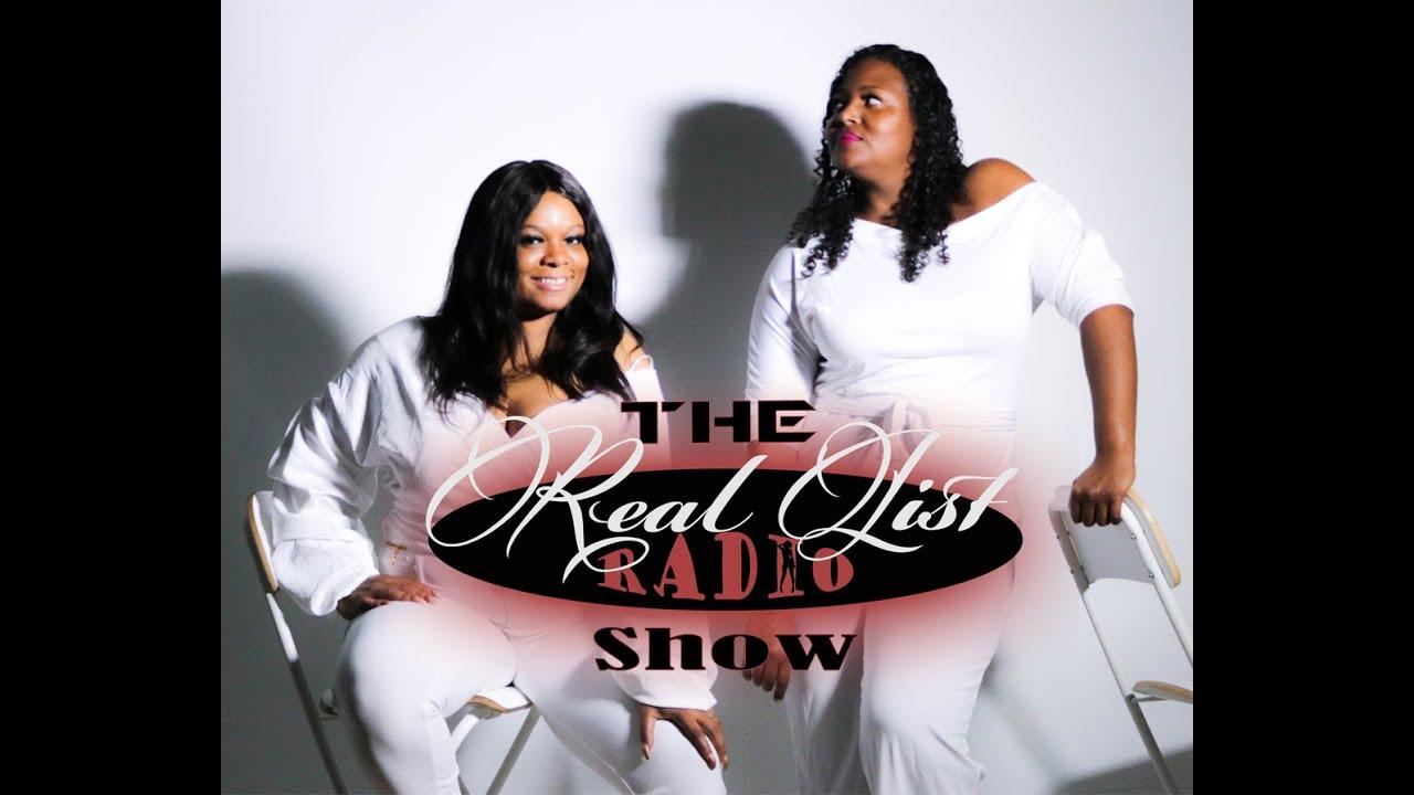 The Real List Radio Show S8 E4
