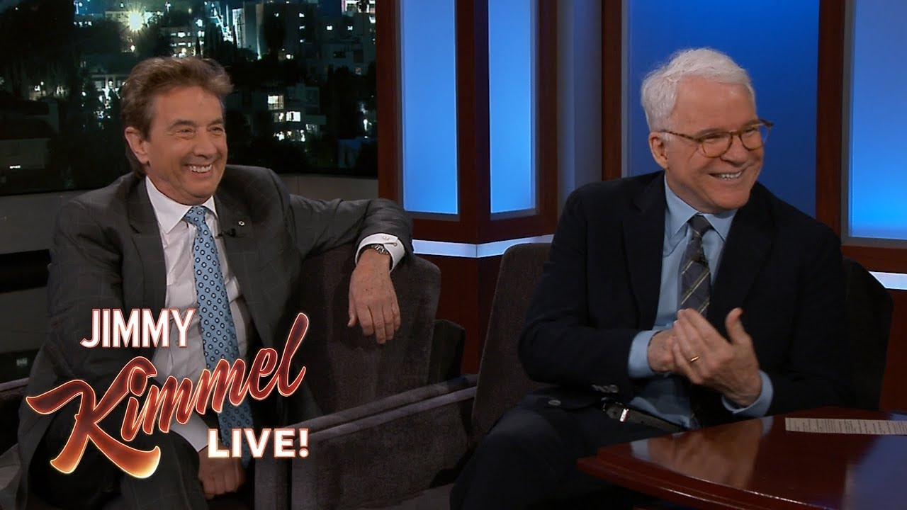 Steve Martin & Martin Short Love Working Together