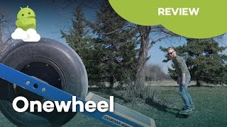 Onewheel Electric Skateboard Android App Review