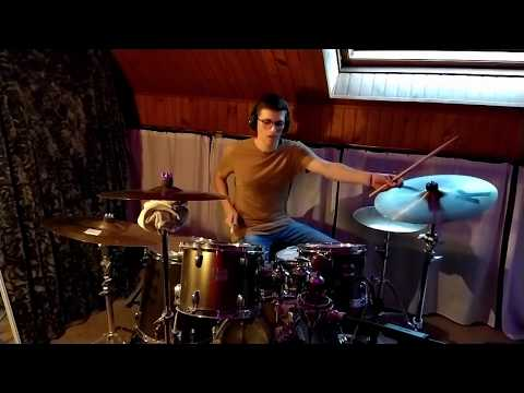Riton x Oliver Heldens - Turn me on (ft. Vula) - Drum cover