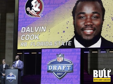 #62: Minnesota Vikings Draft Recap with JReidDraftScout