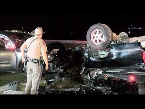 061919 I-45 FATAL CRASH