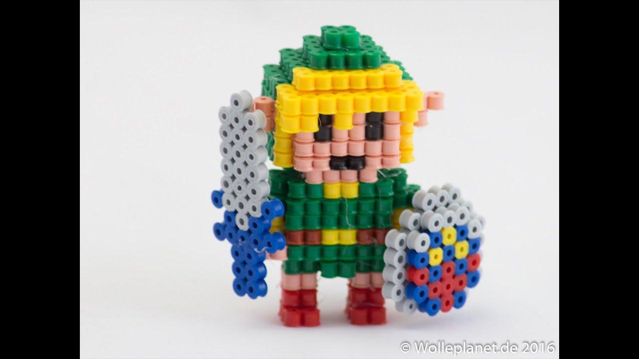 Zelda The Holy Triforce Bugelperlen 7 Youtube
