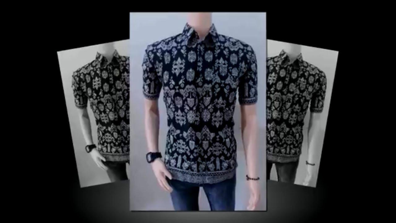 Trend Baju Batik Pria Lengan Pendek Terbaru