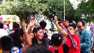 Dance Masti In Jagadhatri Puja Vasan 2019