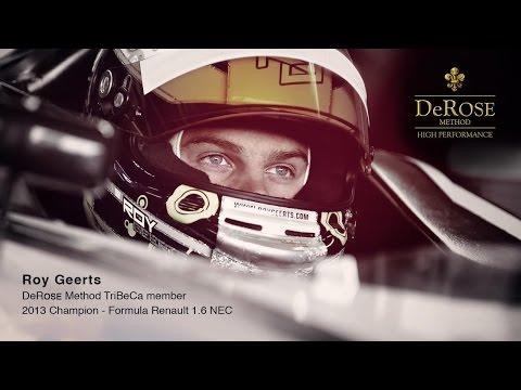 Roy Geerts - Campeão de Fórmula Renault 1.6