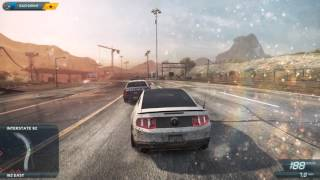 Need for Speed Most Wanted [Ford Mustang] PC-HD GTX970