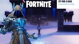 "Fortnite New ""Infinity Blade"" Weapon Update Countdown + Gameplay! (Fortnite New Update)"