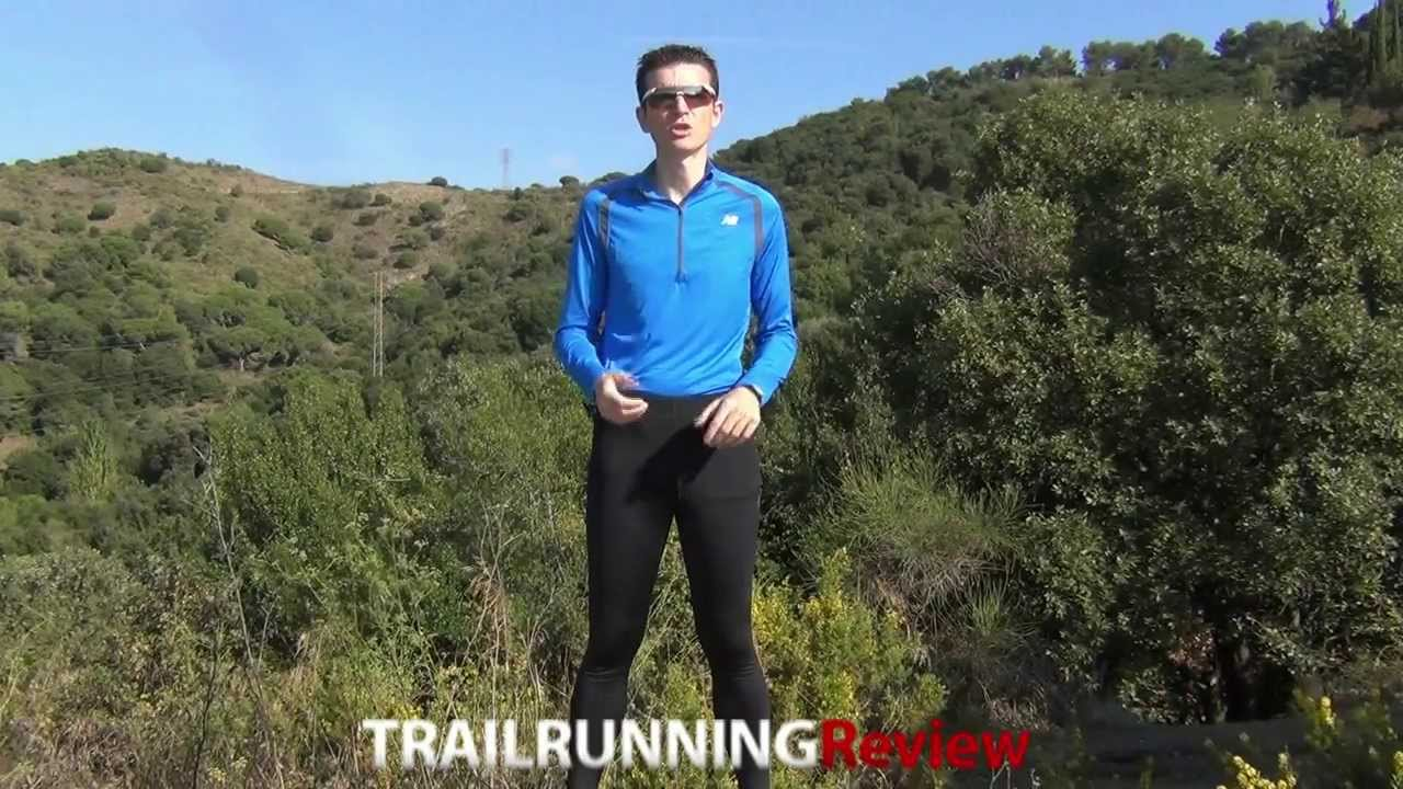 best sneakers 37d93 e92a8 New Balance Impact Thermal Tight Review - YouTube