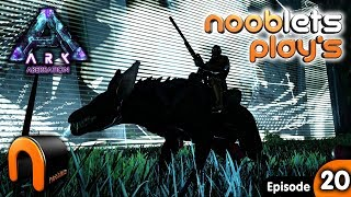 ARK Aberration ALPHA HUNTER Nooblets Plays Ep20