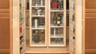 Organize With Rev-a-shelf From Www.kitchen-cabinet-hardware.com