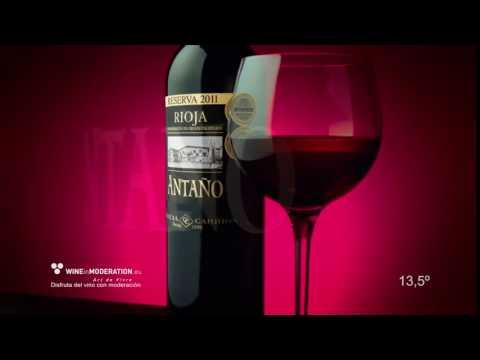 Anuncio Antaño Vino de Rioja