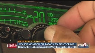 Police turn to CB radios to catch hookers at Indianapolis truck stops