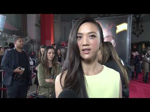 "Blackhat: Wei Tang ""Lien Chen"" Exclusive Premiere Interview"