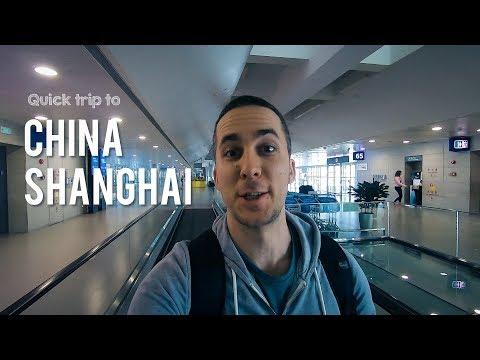 Quick Trip to China, Shanghai