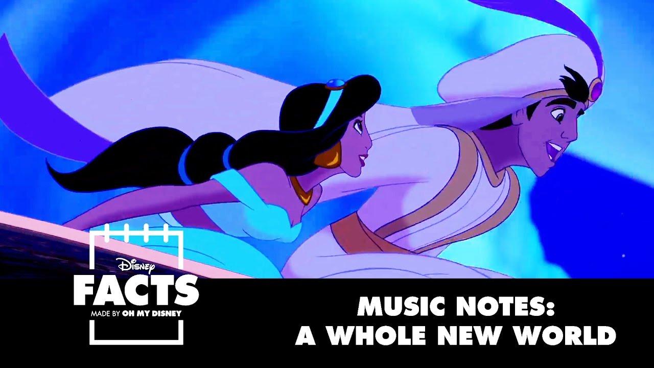 21 Facts About Aladdins A Whole New World