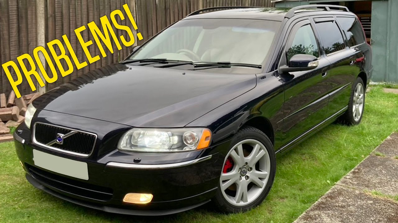 How Much Did The £550 Volvo V70 Cost To Fix?