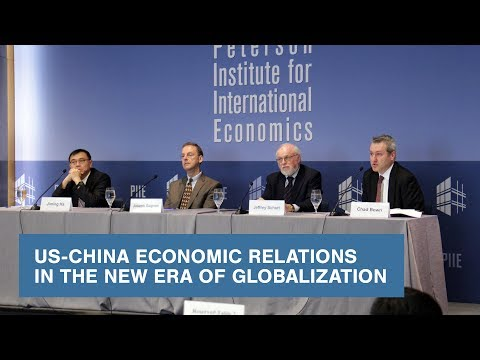 US-China Economic Relations in the New Era of Globalization
