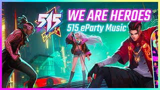 515 eParty 2021 Official Music Video | Together | Mobile Legends: Bang Bang!