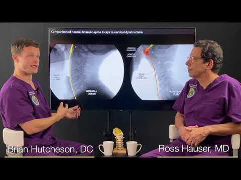 Cervical Dysstructure and digestive problems - the vagus nerve connection