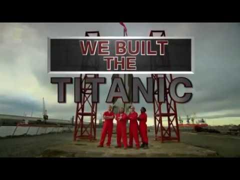 Rebuilding Titanic   Episode 2: Forging The Anchor