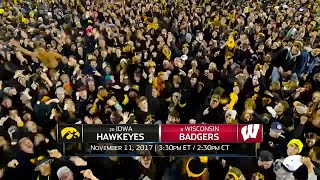 Week 11 Football Preview: Iowa at Wisconsin