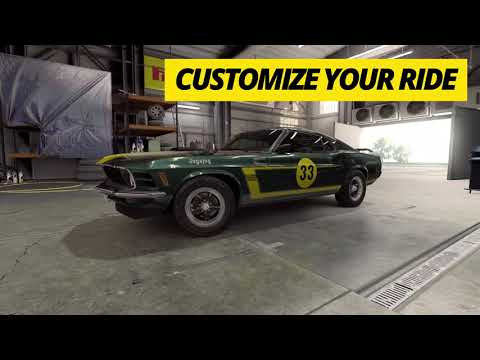 Customize your Ride in CSR2!