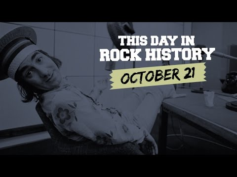 Keith Moon's Last Show, Meat Loaf's Big Moment - October 21 in Rock History