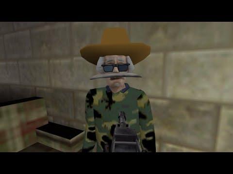 So I streamed some mods for Half-Life...