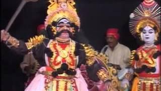 Yakshagana Gadayudda Yaji Kawrava Krishna Siddakatte,Hudugodu Bheema Heranjalu Padya