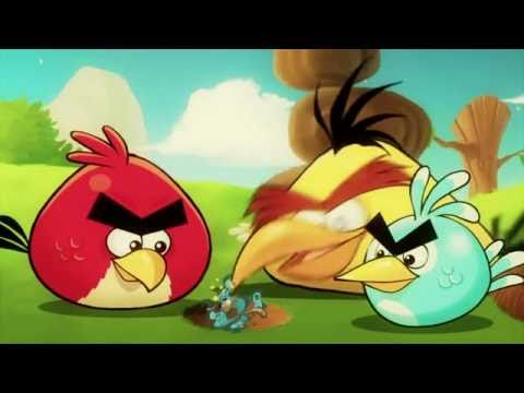 Thumbnail: Super Funny Angry Birds