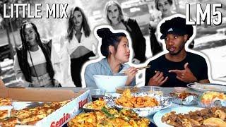 LITTLE MIX - LM5 (DELUXE) | ALBUM REACTION / REVIEW MUKBANG!!