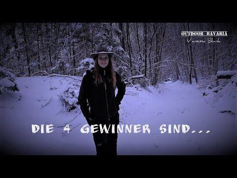 Winterwonderland & die Gewinner des Wildniskurses + Grüezibag - Vanessa Blank - Outdoor Bavaria