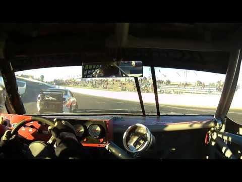 Sunset Speedway Mini Stock Heat #6 Sept 24th, 2016