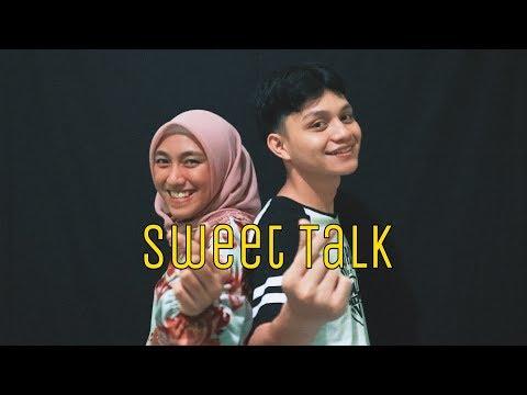 Sheryl Sheinafia & Rizky Febian Feat. Chandra Liow - Sweet Talk | cover by La Rimba & Amira Rajulan