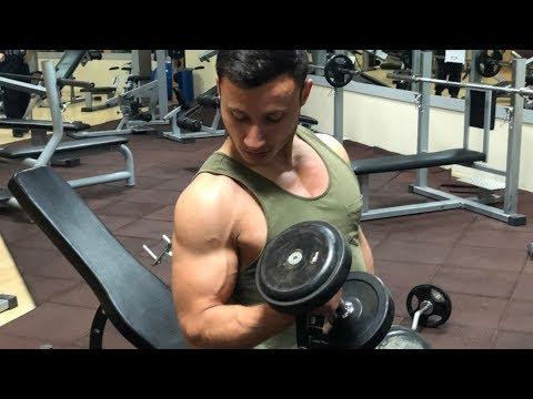 8 упражнения  за ПО-ГОЛЕМИ И ОФОРМЕНИ ръце( БИЦЕПС И ТРИЦЕПС)