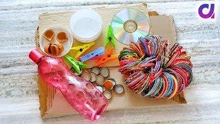 इस दिवाली कचरा फ़ेकने से पहले यह विडीओ ज़रूर देखे | DIY Room Decor | Artkala