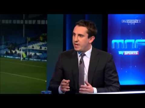 Gary Neville analyses David De Gea's improvement