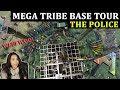 Mega Tribe Base Tour! - The Police - Official PvP Server - Ark: Survival Evolved