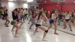 BOOTY DANCE   TWERK   Катя Шошина   RaiSky Dance Studio   Live dance class