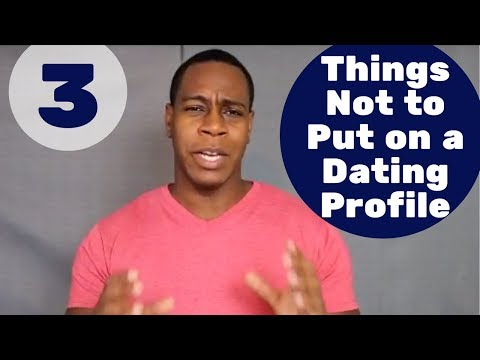 funny things to put on online dating profile Dating profile basics, how to start your dating profile, online dating profiles what is the purpose of a dating profile headline we frequently get requests for help from plenty of fish (see our review on pof) and match ( our review on match) members for advice on making their online dating profiles more appealing.