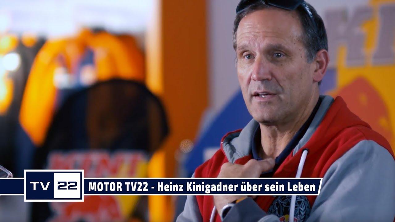 Rallye Legende Heinz Kinigadner über sein Leben