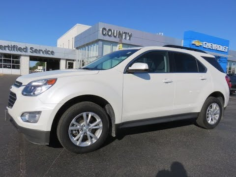 2017 Chevrolet Equinox for sale and lease at Jeff Smith's