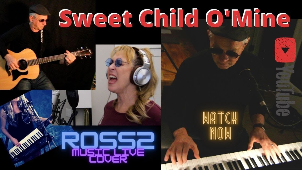 Sweet Child O'Mine Cover ROSS2 Music Live