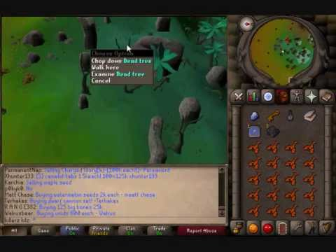 How To Add Oil To A Lantern Runescape. - YouTube