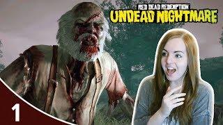 OMG SO EPIC!!   Red Dead Redemption Undead Nightmares DLC Gameplay Walkthrough Part 1