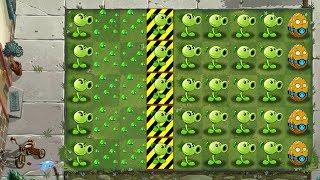 Plants Vs Zombies 2 Lanzaguisantes y Repetidoras