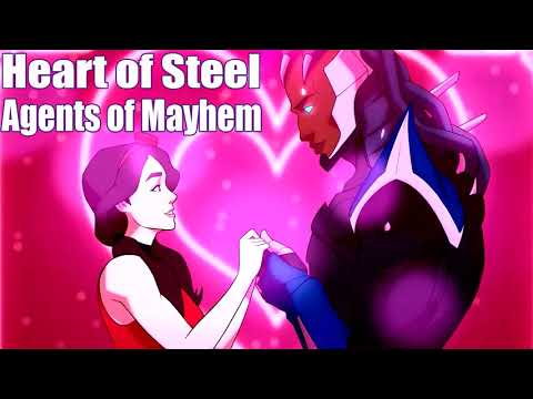 Heart of Steel - Aisha (Agents of Mayhem Soundtrack)